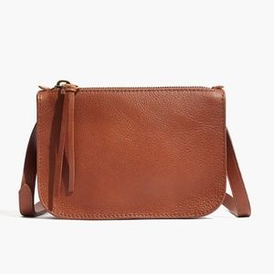 NWT Madewell Simple Pouch Belt Bag